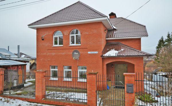 Жилой дом в центре Волоколамск